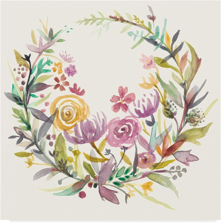 Trademark Fine Art Mimosa I by Chariklia Zarris, 14x14