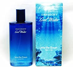 Davidoff Cool Water Into the Ocean Eau De Toilette Spray (2013 Limited Edition) - 125ml/4.2oz