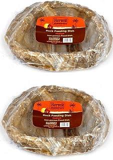 Flukers Rock Dish, Medium (2 Pack)