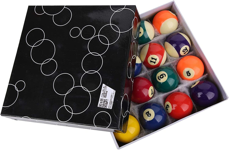 Cerlingwee Professional Billiard Ball Ultra-Cheap Deals Max 83% OFF Light More Resistance Set