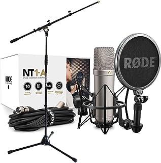 Rode NT1-A – Set completo de micrófono