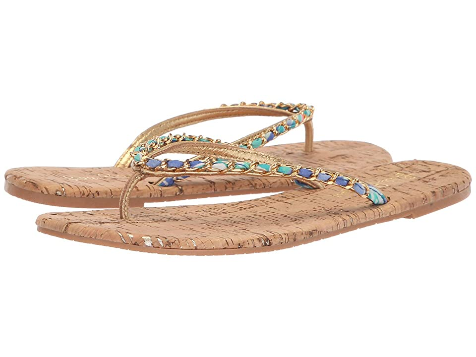 Lilly Pulitzer Naples Sandal (Natural) Women