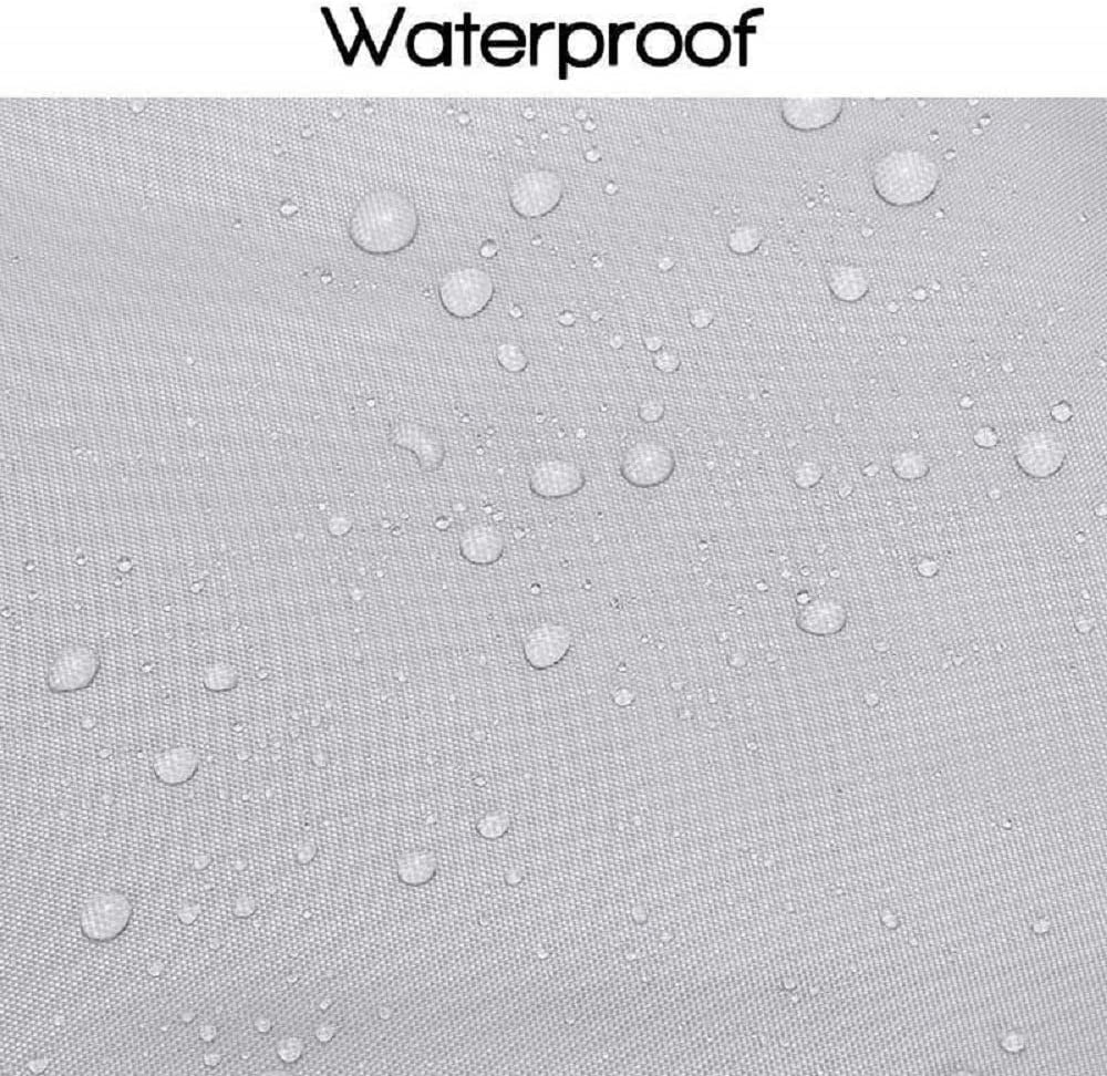 Enipate Inflatable Boat Cover Oxford Fabric Waterproof UV Resistant Boat Cover Storage Suit for Boat//Dinghy Protection Accessories