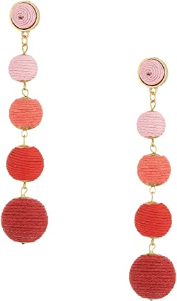 Tilda Linear Statement Earrings