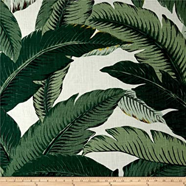 Tommy Bahama Home Linen Swaying Palms, Yard, Aloe