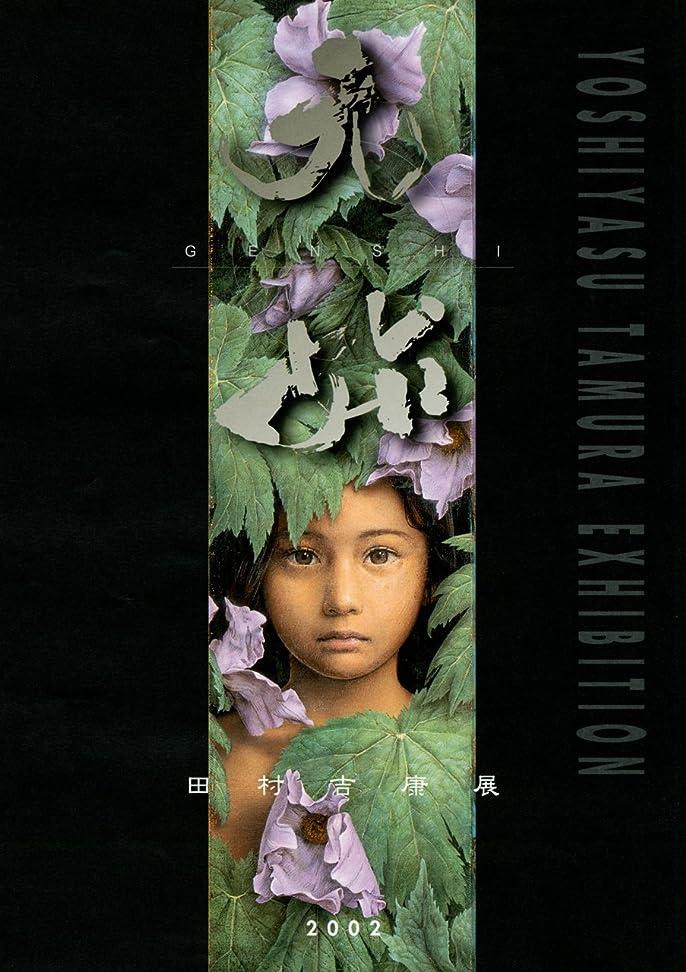 写真を撮るお気に入り近代化元始 田村吉康絵画展2002 図録