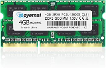 Best 32gb ddr3 1600 sodimm Reviews