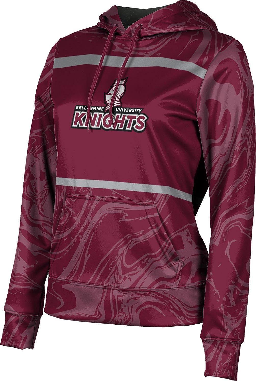 ProSphere Bellarmine University Girls' Pullover Hoodie, School Spirit Sweatshirt (Ripple)