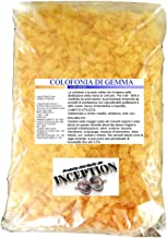 500g colofonia - brea griega - resina natural - apta para violín - jabones - adhesivos - vegetales