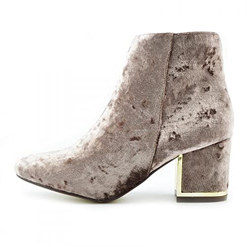8ddf0e976e5 Velvet High Heel Boots: Amazon.co.uk