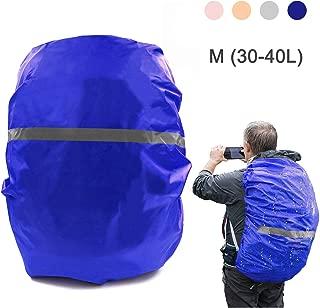 senderismo y otras actividades al aire libre Protector Impermeable de Mochila │Funda Cobertora de Mochila │Funda Impermeable de Mochila para camping tama/ño: 20L - 30L