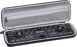 Aproca Hard Carry Travel Case Compatible with Numark DJ2GO2 Pocket DJ Controller
