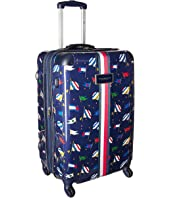 "Tommy Hilfiger TH-649 Safe Harbour 25"" Upright Suitcase"