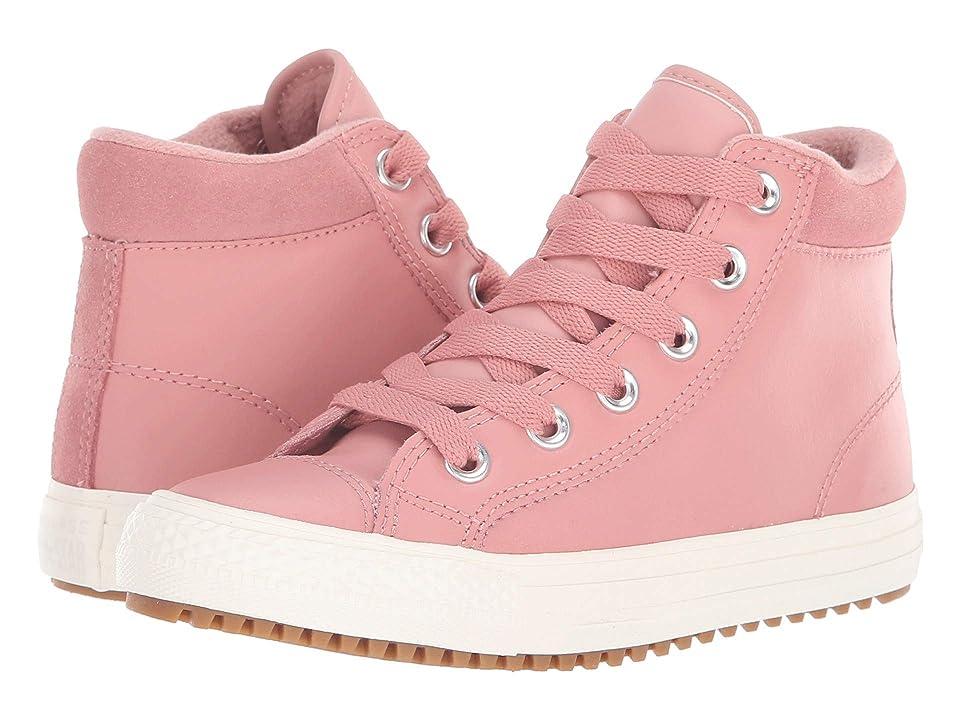 Converse Kids Chuck Taylor(r) All Star(r) Pc Boot Hi (Little Kid/Big Kid) (Rust Pink/Rust Caramel/Rust Pink) Girl