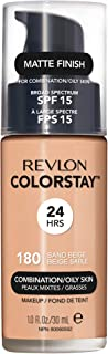 Revlon ColorStay Makeup For Combination/Oily Skin, Sand Beige, 30ml