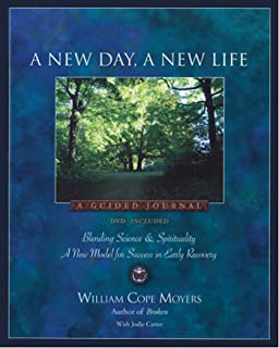 A New Day, A New Life: A Guided Journal (with DVD)