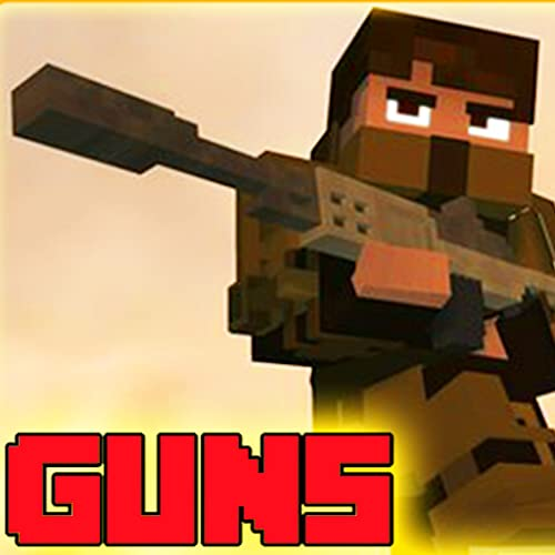 Modern Guns Mod for Mine Craft New
