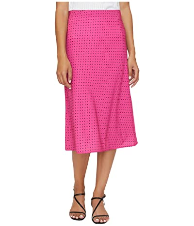 Sanctuary Everyday Midi Skirt (Hot Dot) Women