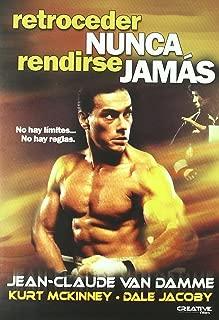 Retroceder Nunca, Rendirse Jamas (Dvd) [2009] (Import Movie) (European Format - Zone 2)