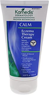 Kamedis Eczema Therapy Face and Body Moisturizing Cream for Atopic Dermatitis and Soothing Relief for Dry, Itchy, Irritate...