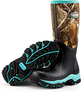TideWe Hunting Boot for Women, Insulated Waterproof...