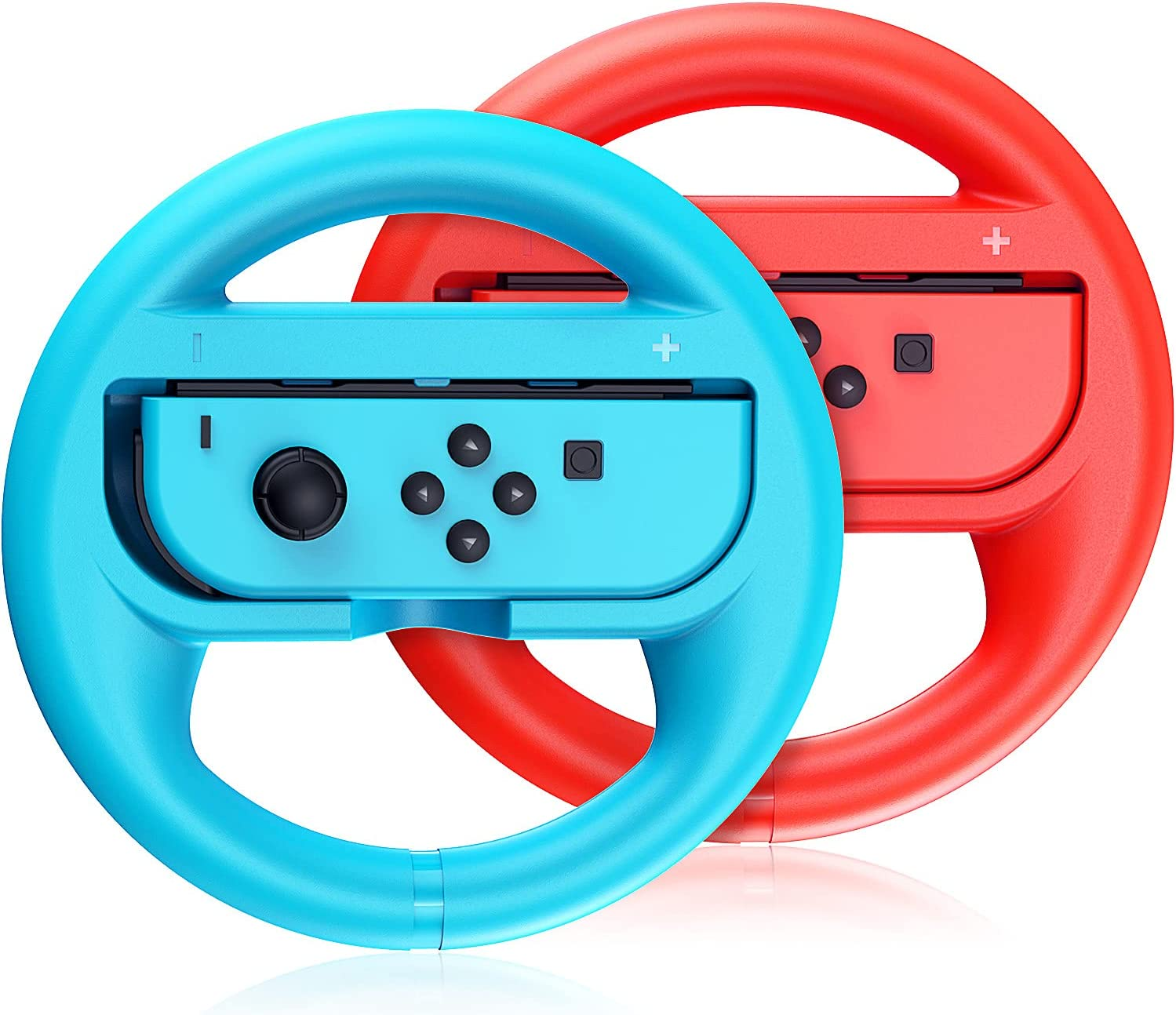 VOYEE Steering Wheel Max 41% OFF Compatible Nintendo Fami Switch with Translated