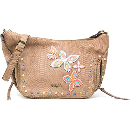 Desigual Fly Patch Somalia - Handtasche