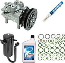 Universal Air Conditioner KT 4580 A/C Compressor and Component Kit