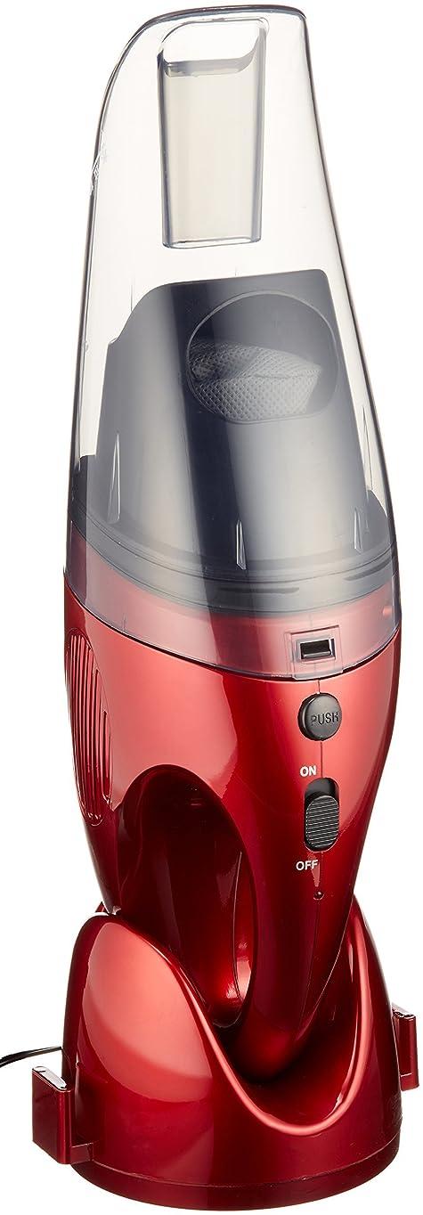 私たちに慣れ輸血【Amazon.co.jp 限定】充電式ウエット&ドライハンディクリーナー 6V メタリックレッド FC-830