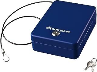SentrySafe 0.05 Cubic Foot Keyed Compact Safe, P005KBL