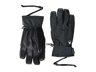 Burton Reverb GORE-TEX(r) Gloves (True Black) Snowboard Gloves