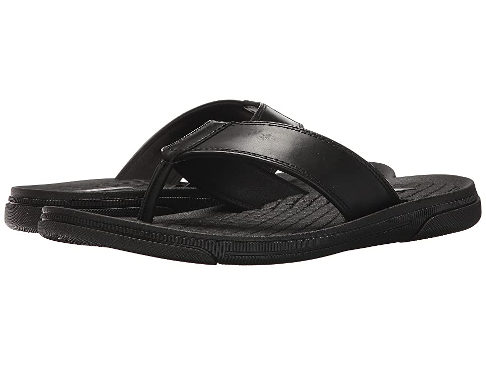 Kenneth Cole Unlisted Pacey Sandal (Black) Men