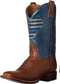 حذاء روبر الأنيق للنساء بخط أزرق رفيع