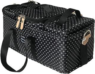 Best multifunctional baby changing diaper handbag 5 piece set Reviews