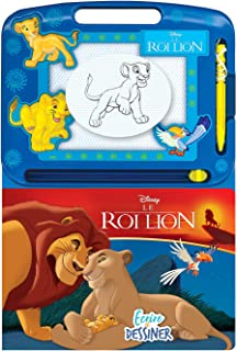 Phidal Disney Le Roi Lion Écrire et Dessiner, Français, Multicolore