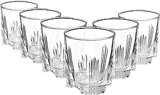 Bormioli Rocco Selecta Gläser Whisky / Spirituosen Glas Gläser - 285 ml - 6er-Set
