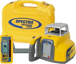 Spectra Precision Laser LL300 Automatic Self-leveling Level w/HR300 Receiver, Alkaline Batteries