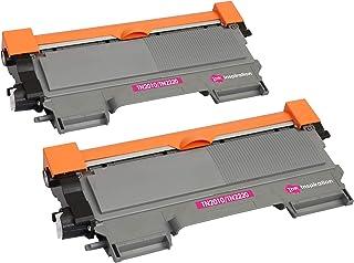 2 Premium Toner kompatibel für Brother TN2220 TN2010 HL 2130 HL 2132 HL 2135W HL 2220 HL 2230 HL 2240 HL 2240D 2250DN 2270DW DCP 7055 7055W 7060D 7065DN 7070DW MFC 7460DN 7860DW   2.600 Seiten