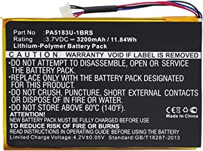 MPF Products PA5183U-1BRS Battery Replacement Compatible with Toshiba AT7-B AT7-C AT7-C8 Excite Go Mini 7