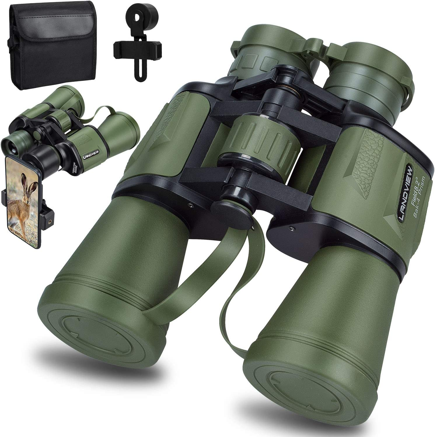 20x50 Roof Prism Binoculars Selling rankings for Our shop OFFers the best service Professional HD Binocula Adults