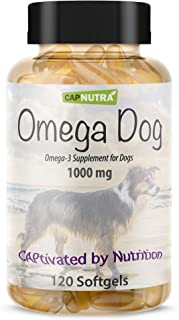 Omega Dog Fish Oil for Dogs