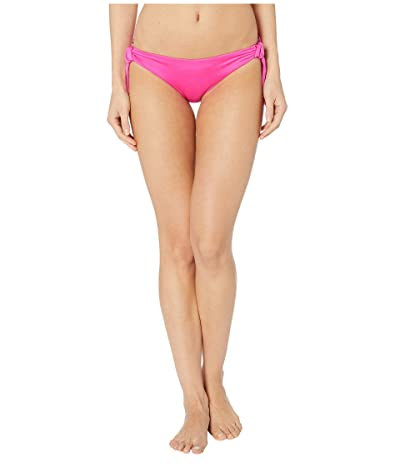 Seafolly Active Ring Tie Side Hipster (Ultra Pink) Women