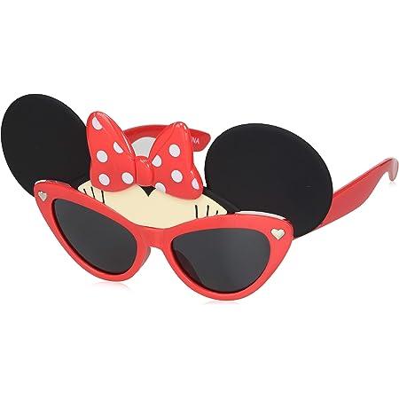Gafas de sol flexibles con funda para beb/é ni/ña Disney Minnie rosa y blanco TU 12-36 meses