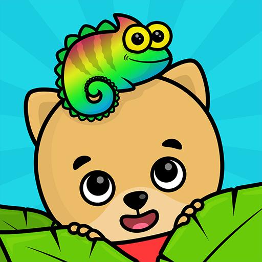 Giochi di puzzle per bambini - gioco per bimbi da 2 a 5 anni