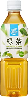 Happy Belly 緑茶 500ml×24本 [Amazonブランド]