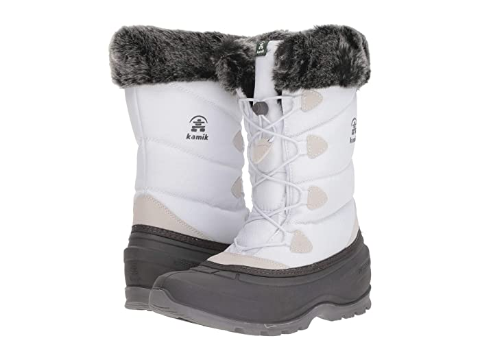 Kamik  Momentum 2 (White) Womens Cold Weather Boots