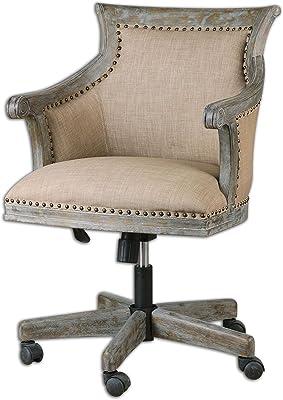 Amazon Com Crown Mark Beverly Accent Chair Espresso
