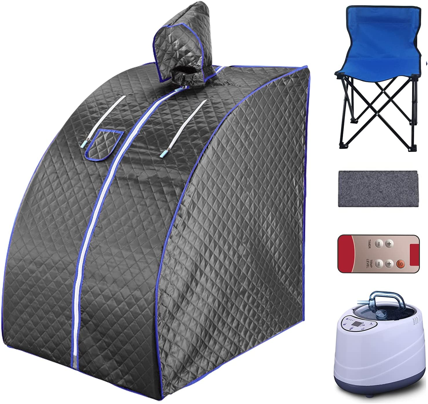 Oeyal Portable Steam Sauna Spa for Japan's largest assortment Mesa Mall Personal Relaxation 2L