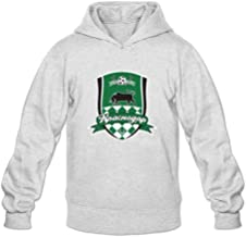 Men Emblema Fk Krasnodar Custom Retro Sweatshirts By Mjensen