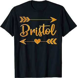 BRISTOL VA VIRGINIA Funny City Home Roots USA Women Gift T-Shirt